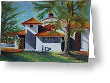 The Pavilion Greeting Card