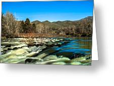 The Payette River Greeting Card