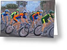 The Peloton Greeting Card