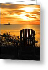 New Castle New Hampshire  Greeting Card