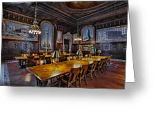 The Periodicals Room At The New York Public Library Greeting Card