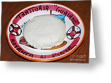 The Perogi Cheese Story Greeting Card