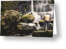 The Photographer's Quest Vi Greeting Card