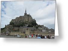 The Pilgrimage Greeting Card