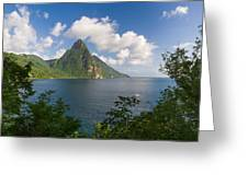 The Piton Greeting Card