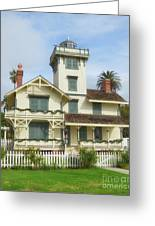 The Point Fermin Lighthouse Greeting Card