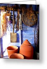 The Potting Shed Greeting Card
