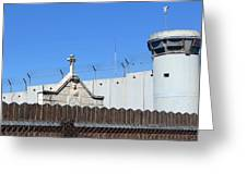 The Prisoners Greeting Card