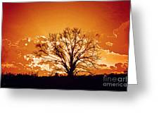 The Promise Of A New Day Greeting Card