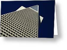 The Pyramid Greeting Card
