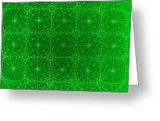 The Quantum Realm Greeting Card by Jason Padgett