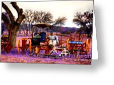 The Ranch Greeting Card