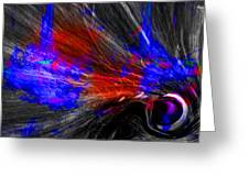 The Raven Eye Greeting Card