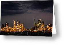 The Refinery Greeting Card