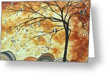 The Resting Place By Madart Greeting Card