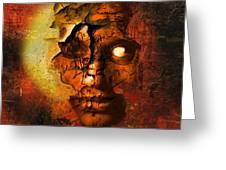 The Resurrection Of Doom Greeting Card