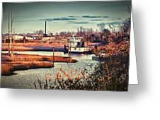 The River Basin Greeting Card