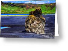 The Rock People Greeting Card