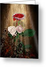 The Rose Of Sharon Greeting Card