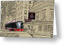 The Royal Alex On King Street Greeting Card