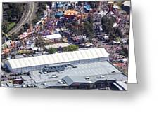 The Royal Melbourne Show In Flemington Greeting Card