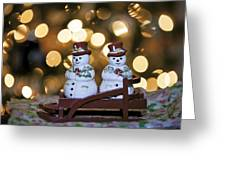 The Salt To My Pepper Greeting Card