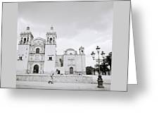 The Santo Domingo Greeting Card