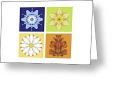 The Seasons Greeting Card