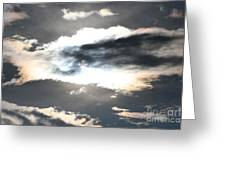 The Secret Sky Greeting Card