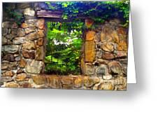 The Secret Window 1 Greeting Card