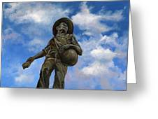 The Seed Sower Greeting Card