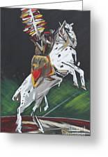 The Seminole Greeting Card