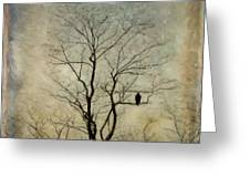 The Sentinel Greeting Card