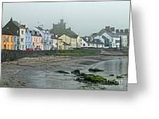The Shores Of Ireland Greeting Card
