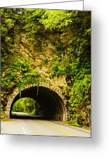 The Short Way Home Greeting Card