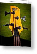 The Soundgear Guitar By Ibanez Greeting Card