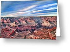 The South Rim Greeting Card