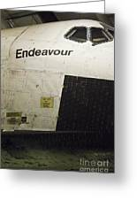 The Space Shuttle Endeavour 13 Greeting Card