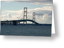 The Span Greeting Card
