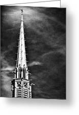 The Steeple Greeting Card