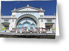 The Strand Key West Greeting Card