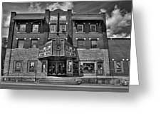 The Strand Theatre Greeting Card