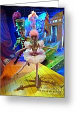 The Sugarplum Fairy Greeting Card