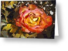 The Sweetest Rose 1 Greeting Card