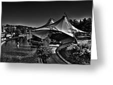 The Tennessee Amphitheater Greeting Card