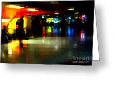 The Terminal - Train Stations Of New York Greeting Card