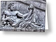 The Tiber Greeting Card