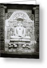 The Tirthankara Greeting Card