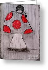 The Tomboy Princess Greeting Card