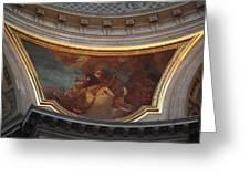 The Tombs At Les Invalides - Paris France - 011331 Greeting Card